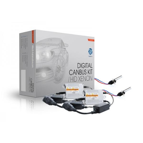 M-tech Xenon H4 6000K Canbus XPU 2.0 Premium