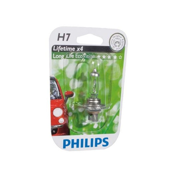 Philips 12972LLECOB1 H7 EcoVision 55W 12V blister