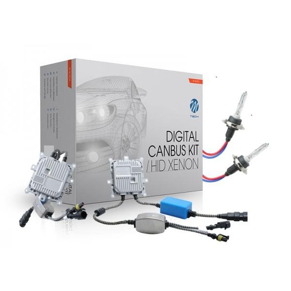 M-tech Xenon H4 Bi 5000K Canbus XPU 3.0 Premium