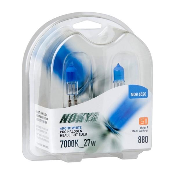 Nokya Stage 1 Arctic white 881 7000K 27W