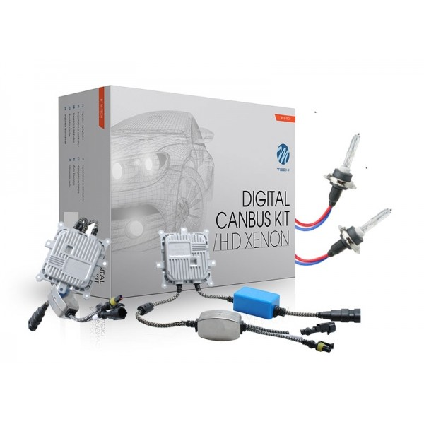 M-tech Xenon HB3 9005 5000K Canbus XPU 3.0 Premium