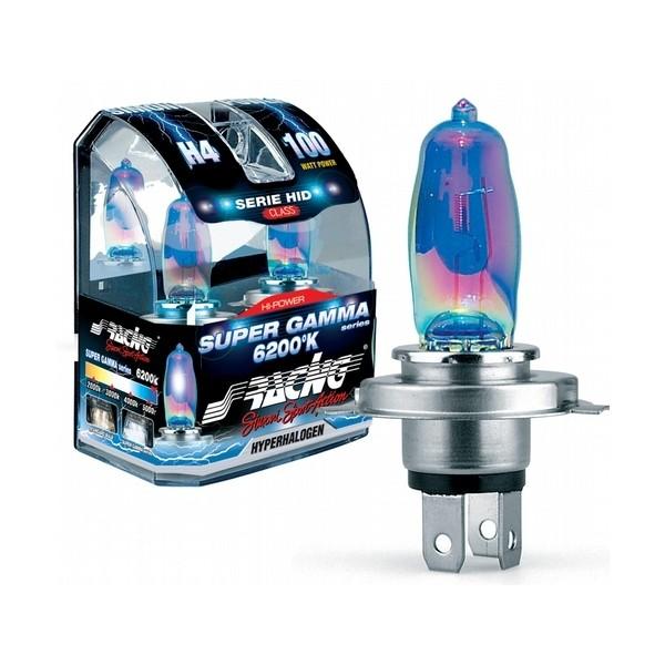 Simoni Racing Halogeen lamp HB3 (4000K) Hyperwhite 12V/65W