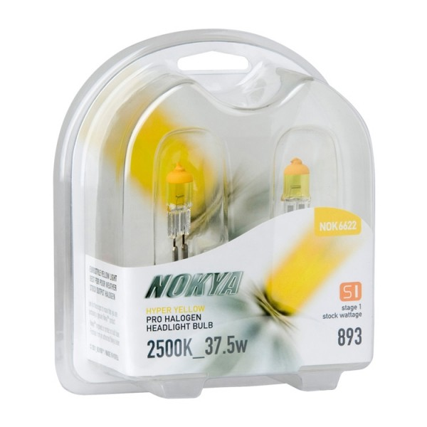 Nokya Stage 1 Hyper yellow 893 2500K 37.5W