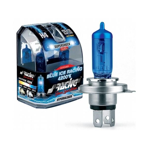 SR Halogen H4(4200) Ice White 12V/60-55W