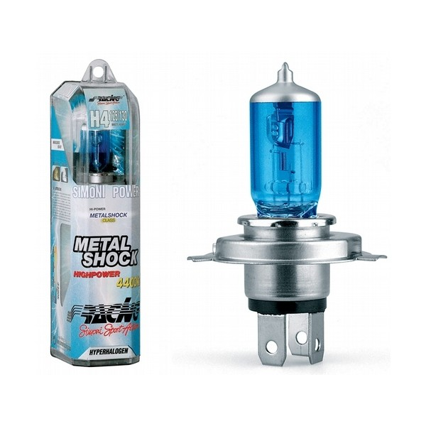 Simoni Racing Halogeen lamp H7 (4400K) Ice white 12V/55W