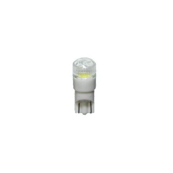 LED Xenon Blue T-10 + Cap 12V 2pc