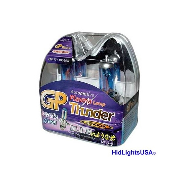 GP Thunder xenonlook H4 100W 8500k