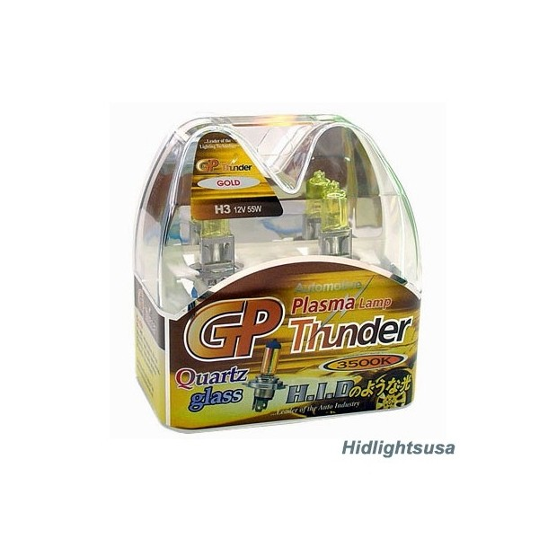 GP Thunder xenonlook H3 55W 2500k