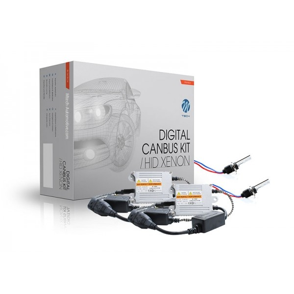 M-tech Xenon H4 4300K Canbus XPU 2.0 Premium