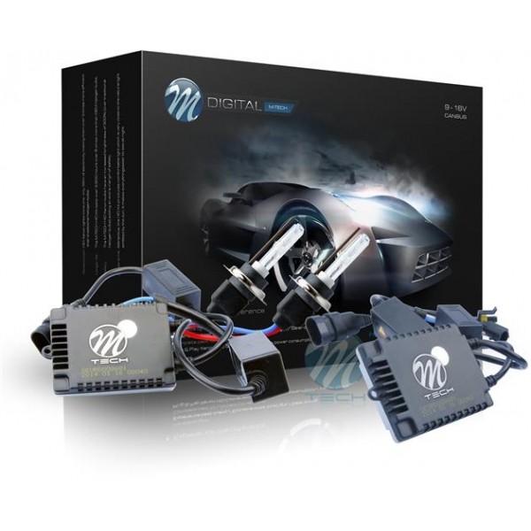 M-tech Xenon HB5 9007 5000K Canbus Plus