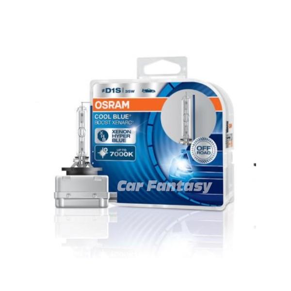 D3S Xenon lampen Osram Cool Blue Boost 7000k 35w DUO 2pcs