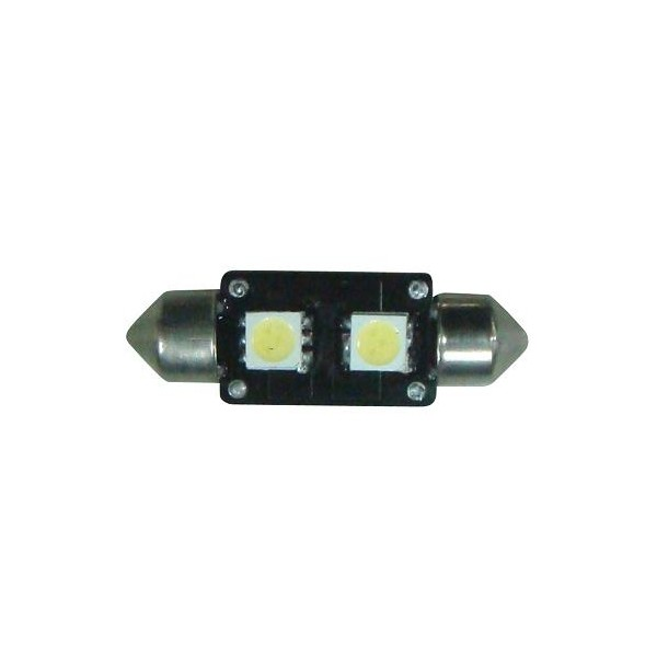 S36 LED 2-SMD CANBUS 36mm