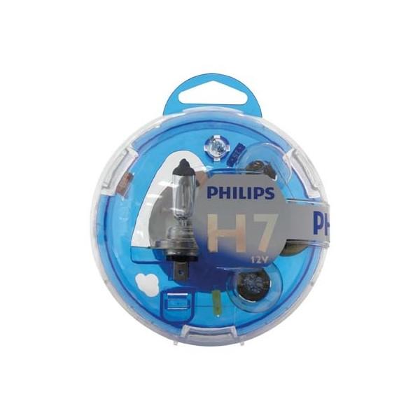 Philips 55719EBKM H7 Essential Box
