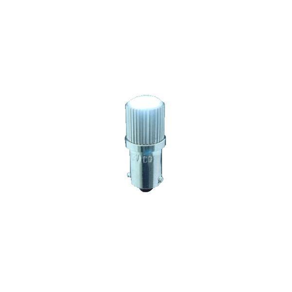 LED 'Xenon' wit BA9S 12V set 2 stuks