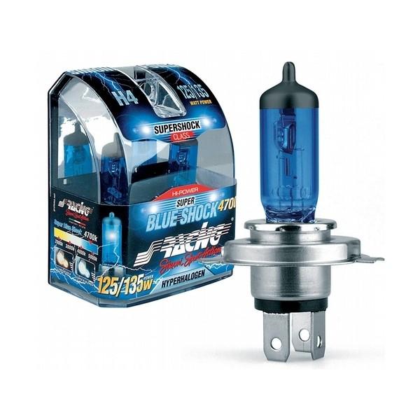 Simoni Racing Halogeen lamp H3 (4600K) Super Blue 12V/55W