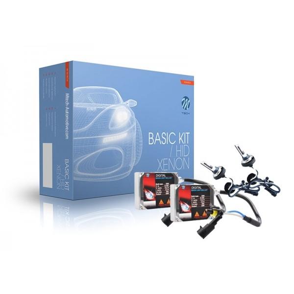 M-tech Xenon H4 Bi 8000K Standard
