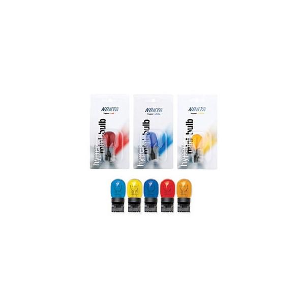 Nokya Hyper Steeklampjes T25 Blauw 27W