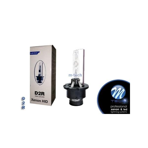 D2R 6000K M-tech Xenon lamp