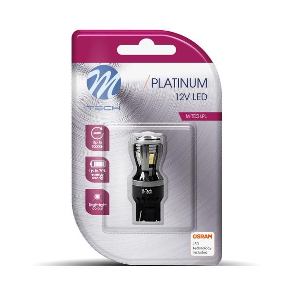 LED T20 Lampje 12-24V 14x2835SMD single beam Canbus