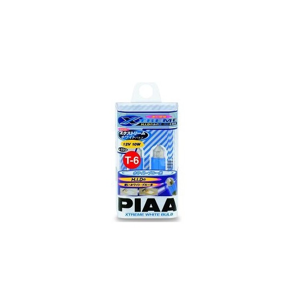 PIAA Xtreme white gloeilampen 12V 10W dome light
