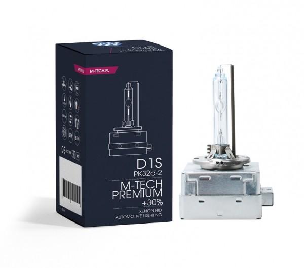 D1S 4300K M-tech Premium Xenon lamp +30