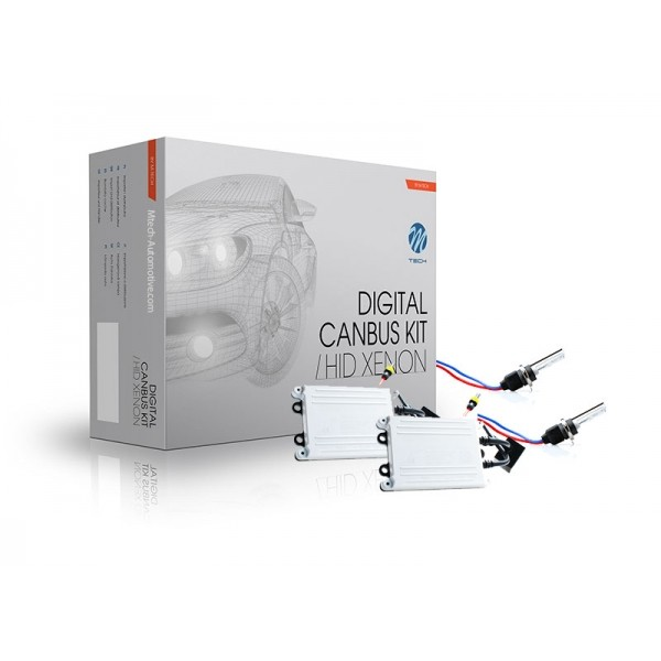 M-tech Xenon H3 5000K Canbus Plus