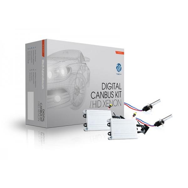 M-tech Xenon HB3 9005 5000K Canbus Plus